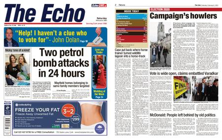 Evening Echo – February 08, 2020