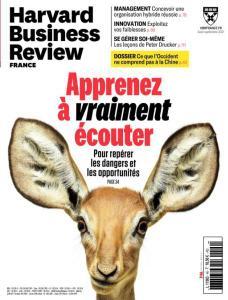 Harvard Business Review France - Août-Septembre 2021