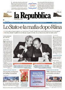 la Repubblica - 18 Novembre 2017