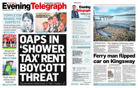 Evening Telegraph First Edition – March 20, 2019