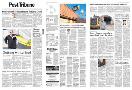 Post-Tribune – December 03, 2020
