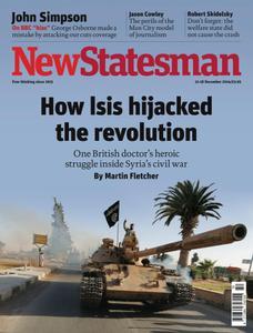 New Statesman - 12 - 18 December 2014