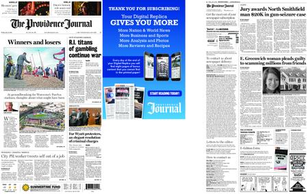 The Providence Journal – July 12, 2019