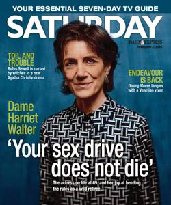 Saturday Magazine – February 08, 2020