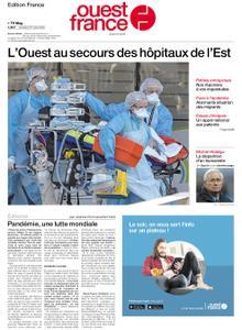 Ouest-France Édition France – 27 mars 2020
