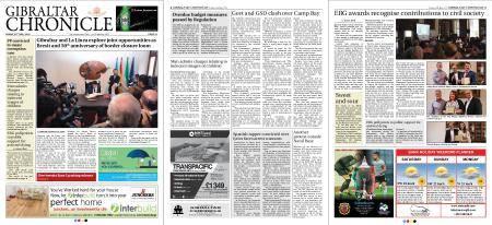 Gibraltar Chronicle – 25 May 2018