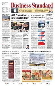 Business Standard - January 19, 2018
