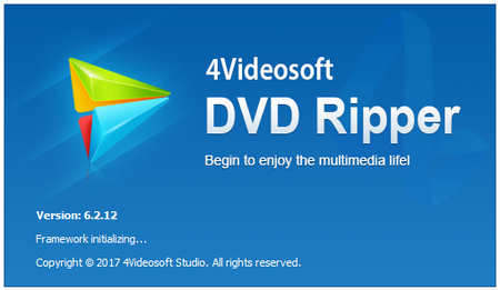 4Videosoft DVD Ripper 6.2.12 Multilingual Portable