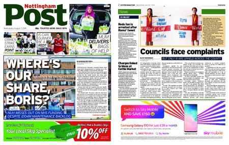 Nottingham Post – August 07, 2019