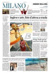 Corriere della Sera Milano - 20 Gennaio 2018