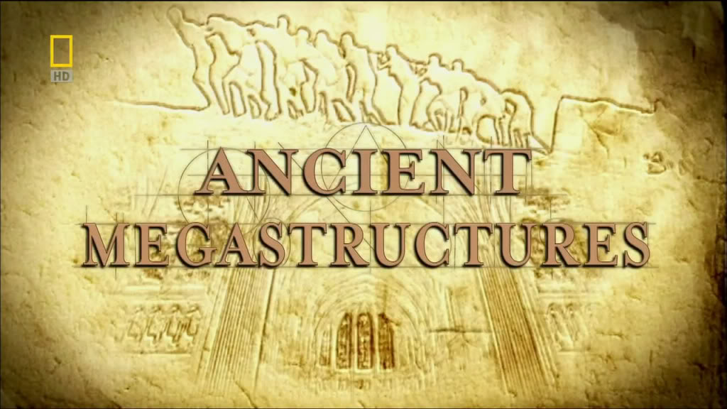 National Geographic: Ancient Megastructures - Petra (2009)
