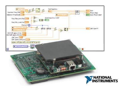 NI Power Electronics Control Development Toolchain 2016
