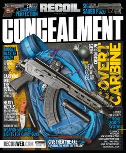 RECOIL Presents: Concealment – September 2020