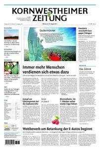 Kornwestheimer Zeitung - 30. August 2017