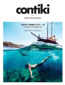 Contiki - Summer 2019
