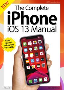 The Complete iPhone iOS 13 Manual – September 2019
