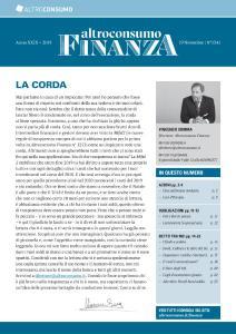 Altroconsumo Finanza N.1341 - 19 Novembre 2019