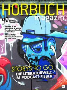 Hörbuch Magazin – Mai 2019