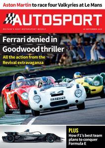 Autosport – 19 September 2019