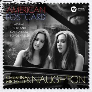 Christina & Michelle Naughton - American Postcard (2019) [Official Digital Download 24/96]