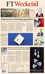 Financial Times Europe – 31 August 2019