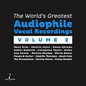 VA - The Worlds Greatest Audiophile Vocal Recordings Vol.II (2018)