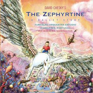David Chesky - The Zephyrtine (2013) [Official Digital Download 24bit/192kHz Binaural]