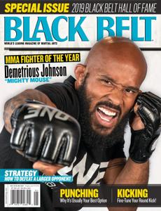 Black Belt – November 2019