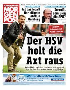 Hamburger Morgenpost - 22. Januar 2018