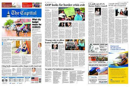 The Capital – June 20, 2018