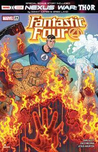 Fantastic Four 024 2020 Digital Zone