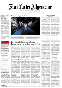 Frankfurter Allgemeine Zeitung - 1 Juli 2020