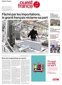 Ouest-France Édition France – 07 décembre 2020