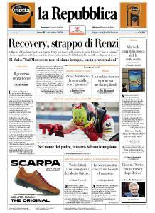 la Repubblica - 7 Dicembre 2020