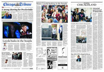 Chicago Tribune – March 24, 2018