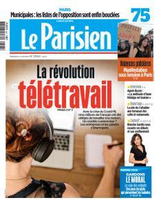 Le Parisien du Mercredi 3 Juin 2020