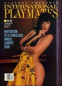 Playboy's International Playmates - June 1992