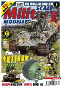 Scale Military Modeller International - March 2019