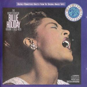 Billie Holiday - The Quintessential Billie Holiday Vol. 1, 1933-1935 (1987) (Repost)