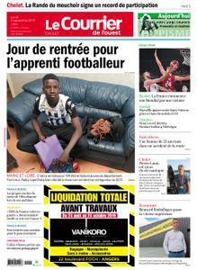 Le Courrier de l'Ouest Cholet – 02 septembre 2019