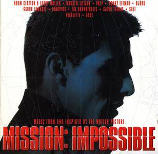 VA - Mission Impossible: Music From And Inspired By The Motion Picture (1996)