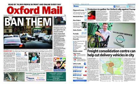 Oxford Mail – June 21, 2018