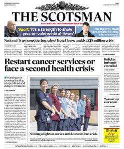The Scotsman - 13 May 2020