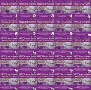 "V.A. - DJ Essentials Soul, Funk & Disco 12"" (24CDs, 2011)"