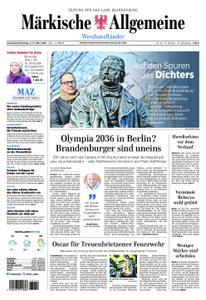 Märkische Allgemeine Westhavelländer - 02. März 2019