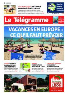Le Télégramme Brest – 08 juin 2021