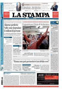 La Stampa Imperia e Sanremo - 23 Novembre 2017