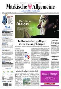 Märkische Allgemeine Luckenwalder Rundschau - 29. September 2017