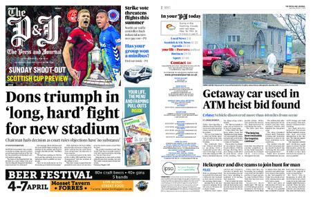 The Press and Journal Moray – March 02, 2019