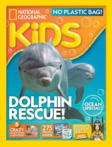 National Geographic Kids UK – August 2019